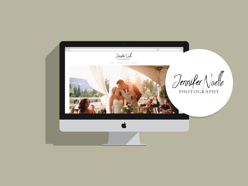Jennifer Noelle Photography Website