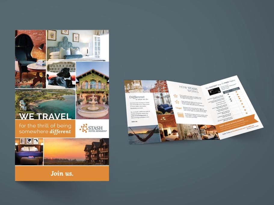 Stash Rewards Brochure
